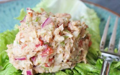 "Vegan ""Tuna"" Salad"