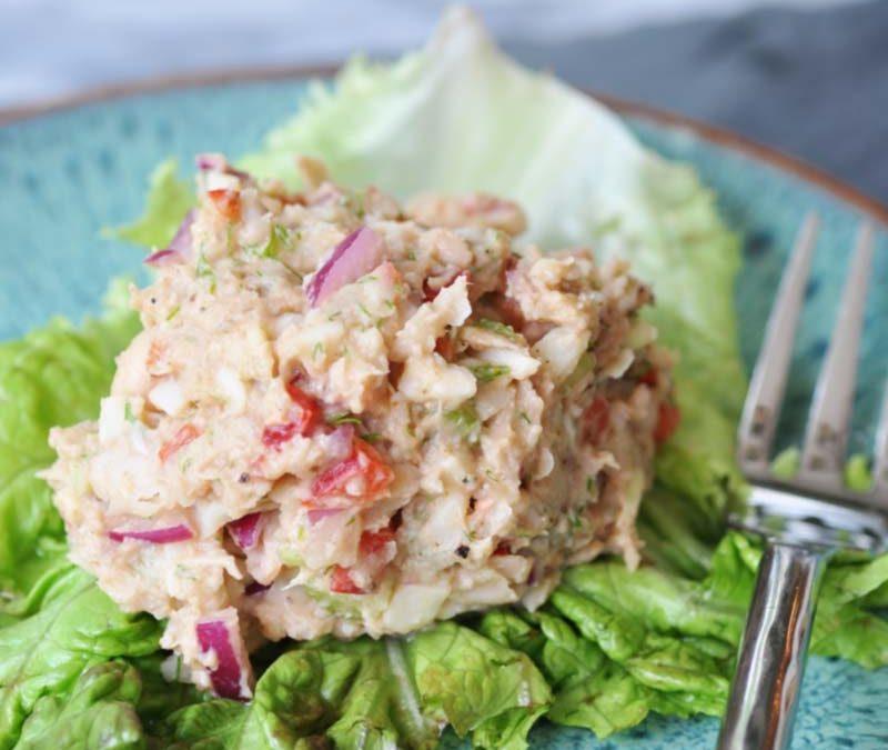 "Vegan ""Tuna"" Salad"
